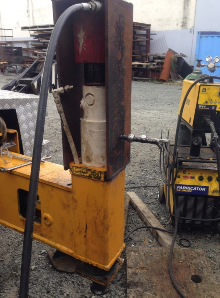Fabrication Services at Seel Engineering & Hydraulics